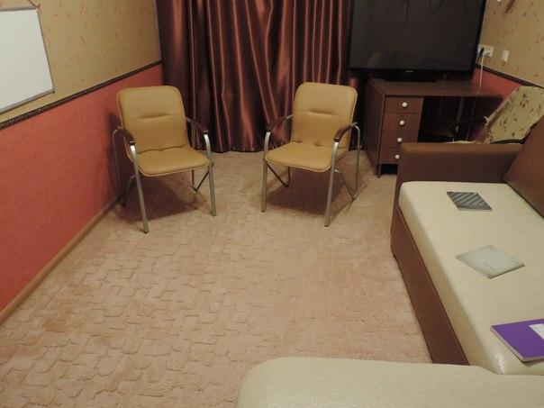 помещение для тренинга, тренинговый зал, женский тренинг в СПб,