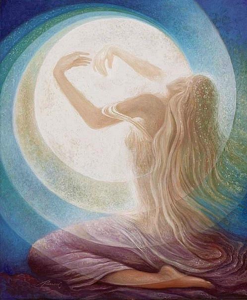 сила женской энергии, наполнение женской энергией, женская сексуальная энергия